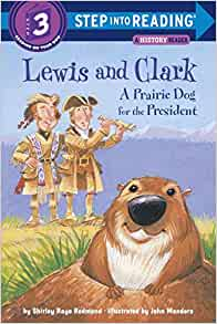 Lewis and clark dog book