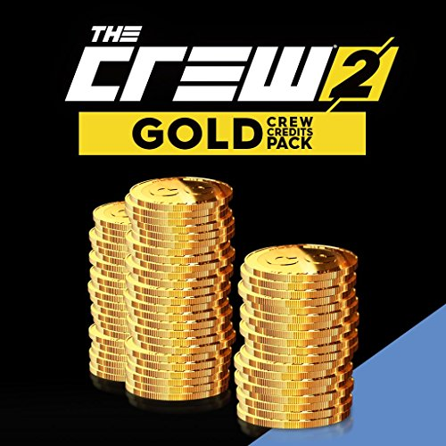 THE CREW 2:  GOLD CREDITS PACK (270000 + 90000 BONUS) - PS4 [Digital Code] by Ubisoft
