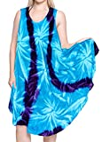 Best La Leela Bottom Covers - LA LEELA Rayon Tie Dye Womens Beach Wear Review