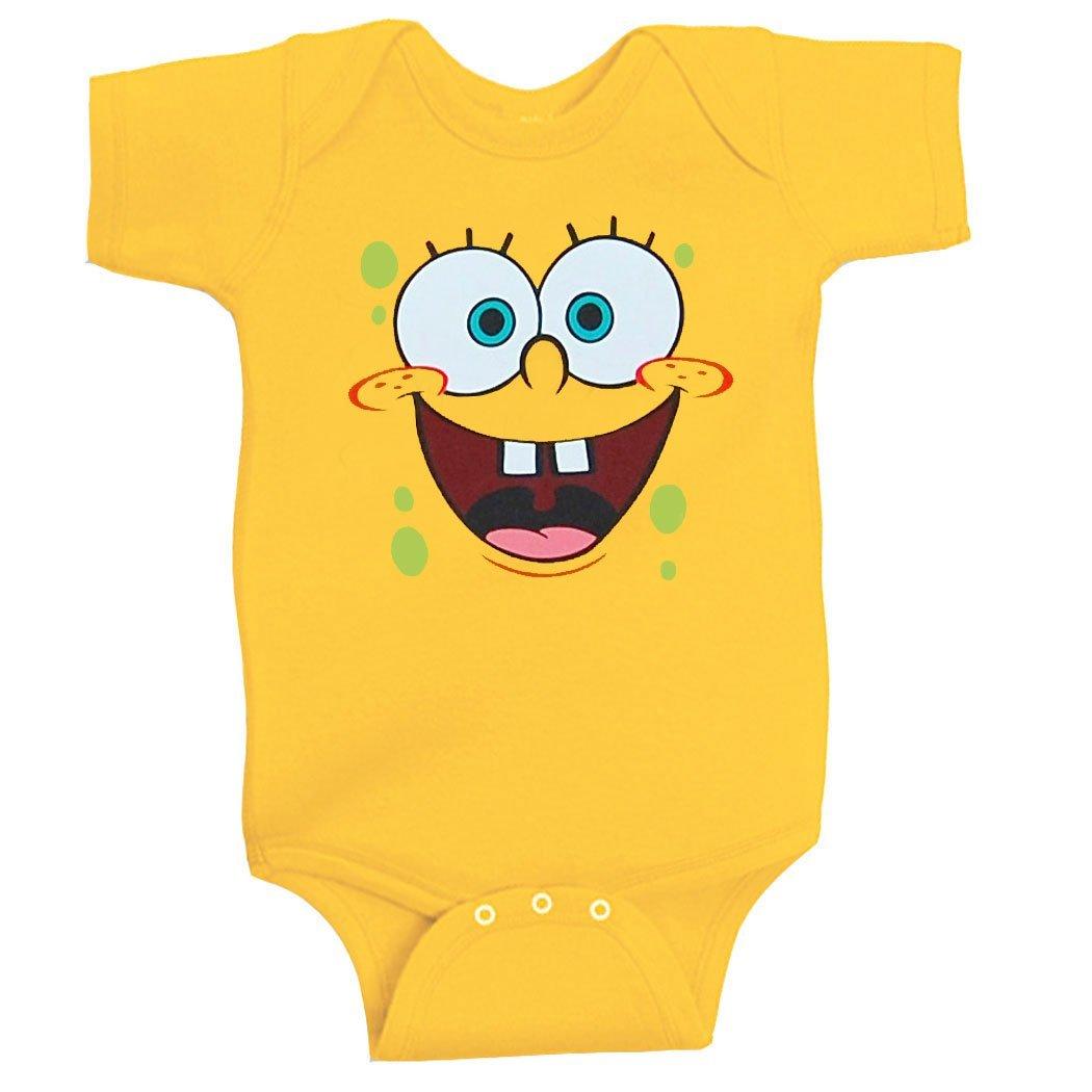 【超目玉枠】 SpongeBob SquarePants Months SpongeBob SLEEPWEAR ユニセックスベビー 24 SquarePants Months B01GD0KASW, 河西郡:4df27353 --- turtleskin-eu.access.secure-ssl-servers.info