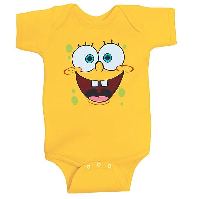Amazon.com: Bob Esponja Infant Onesie Romper, 24 meses ...