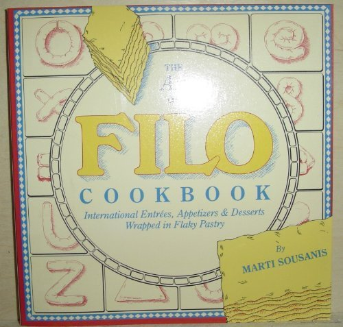 The Art of Filo Cookbook