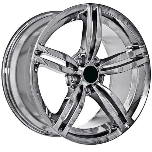 19 Inch Chrome BMW Replica Rims fits 3 4 ()
