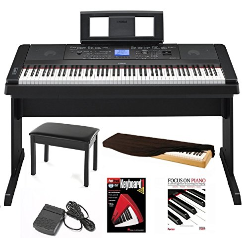 Yamaha DGX 660 Grand Digital Piano