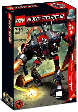 LEGO Exo-Force Thunder Fury (Lego Giant Robot)