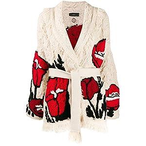 ALANUI Fashion Womens LWHB001R200040127088 Beige Cardigan |