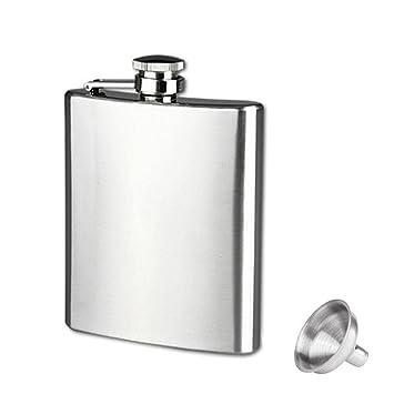 Amazon.com: iuhan® Fashion Nuevo bolsillo de acero ...