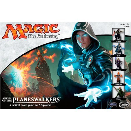 Hot Seller!!!! Magic The Gathering Arena Of The PlanesWalkers (Village Christmas Homemade Cardboard)