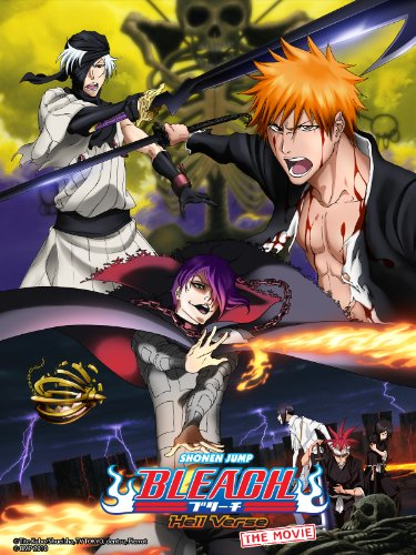 Bleach the Movie: Hell Verse by