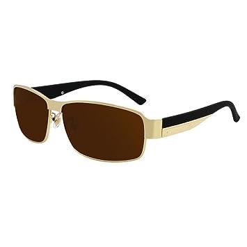 Sonnenbrillen Sonnenbrille Polarisiertes Licht Schwarzer Rahmen Eye Driving Glasses Schütze deine Augen TDcog1Lo