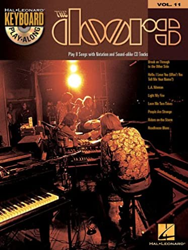 The Doors Vol.11 Keyboard Play-Along BK/CD (Hal Leonard Keyboard Play-along) The Doors 9781423419297 Amazon.com Books  sc 1 st  Amazon.com & The Doors Vol.11 Keyboard Play-Along BK/CD (Hal Leonard Keyboard ...
