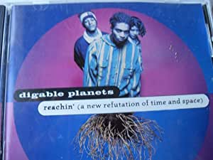 Digable Planets - Reachin' (A New Refutation Of Time And Space) - Pendulum Records - 3360-61414-2, Elektra - 3360-61414-2