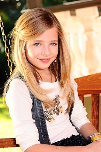 008 Jackie Evancho Silk Poster Aka Wallpaper Wall Decor By NeuHorris