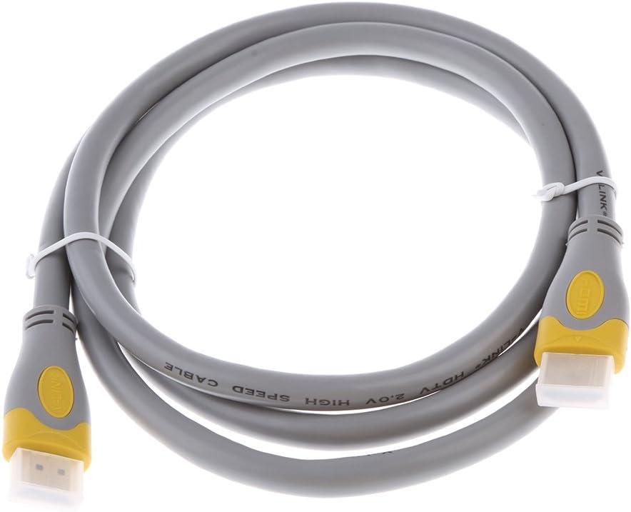 gazechimp 1 STK. Cable HDMI de repuesto, 10180p Reparación Accesorios para televisor proyector Android TV 3d led tv Xbox 360 Xbox One: Amazon.es: Electrónica