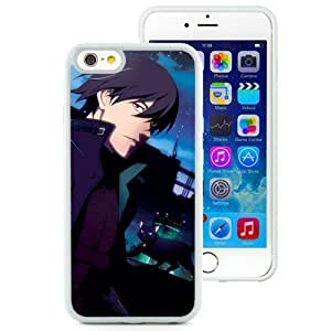 For iPhone 4 4s,Customized Popular Darker Than Black Male Female Evening (2) Protective iPhone 4 4s TPU Case