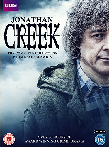 Jonathan Creek: The Complete Collection