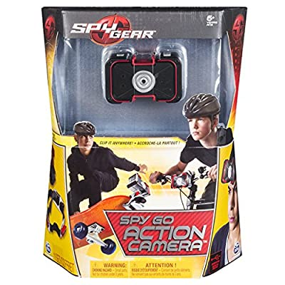 Spy Gear - Spy Go Action Camera: Toys & Games