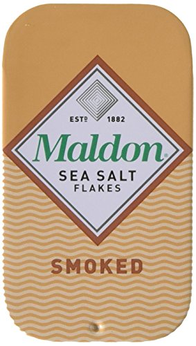 (Maldon Smoked Sea Salt Pinch Tin - 0.35 Oz)