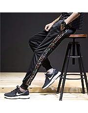 Slim Fit Trousers Dance Jogger Gym Sweatpants Men Casual Sports Pants M-5XL Gym
