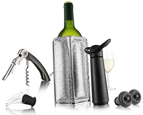 Vacu Vin Wine Essentials Gift Set - (Vacu Vin Gift)
