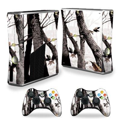 xbox 360 console case white - 3
