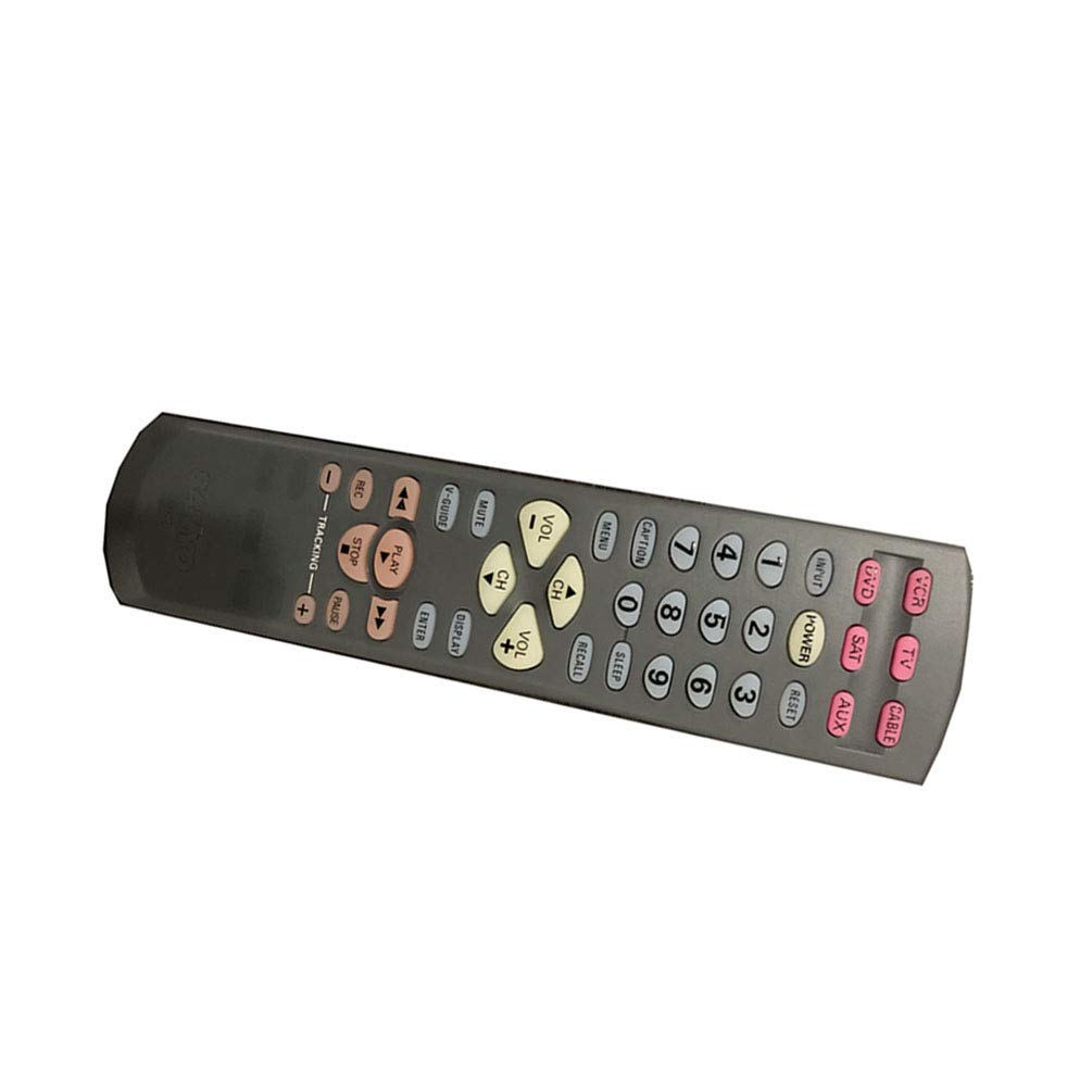 Easy Repalcement Remote Conrtrol Suitable for Sanyo DP42861 GXFA DP42840 DP52848 LCD LED Plasma HDTV