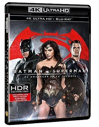 Amazon.com: Batman V Superman: El Amanecer De La Justicia ...