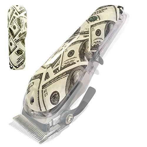 US Dollar Pattern DIY Back Housing, US Dollar pattern Back Cover for Wahl 5-Star Series Cordless Senior Clipper #8504 (US Dollar)