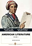 img - for American Literature, Volume 1 Plus NEW MyLiteratureLab -- Access Card Package (2nd Edition) book / textbook / text book