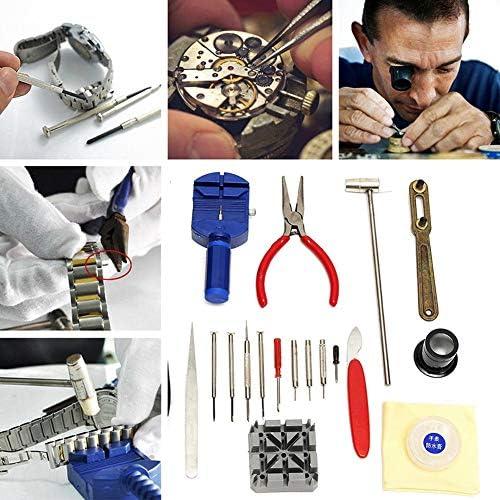 1st market 時計キット修理ツールセット時計時計オープナー修理ツールキット16個 と人気