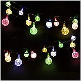 Mr.Twinklelight 30 LED 4.5M Waterproof Festival Lights LED Solar Lights