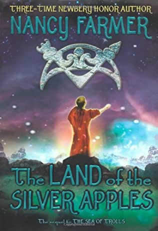 book cover of The Land of the Silver Apples