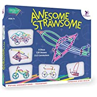 ToyKraft Awesome Strawsome