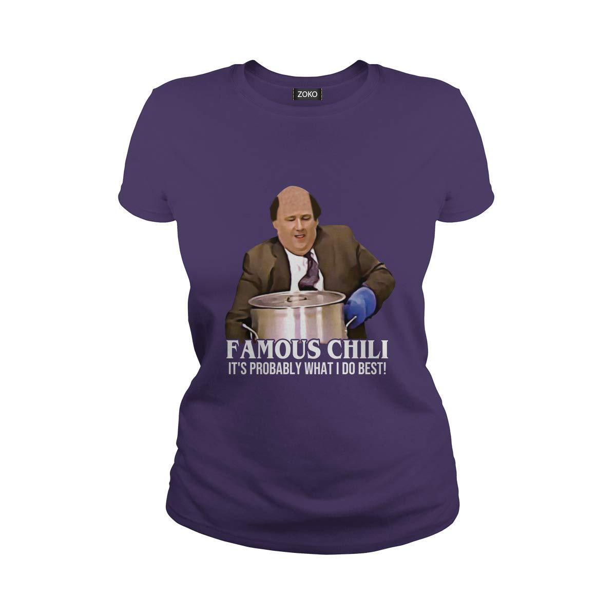 Zoko Apparel Famous Chili T-Shirt