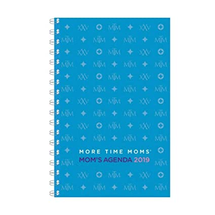 Amazon.com : 2019 Moms Agenda Planner, Decorative Planner by ...