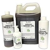 Best Neem Oils - Naked Neem Organic Unrefined Neem Oil, 16 Oz Review