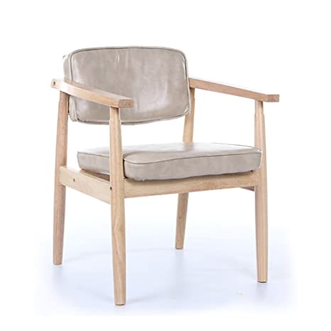 Brilliant Amazon Com Wei Zhe Chair Simple Solid Wood Dining Chair Pdpeps Interior Chair Design Pdpepsorg