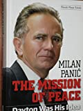 img - for MILAN PANIC: THE MISSION OF PEACE book / textbook / text book