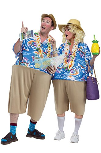 Tacky Tourist Costumes