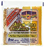 Great Northern Popcorn All Natural, 8 oz (Pack of 24)