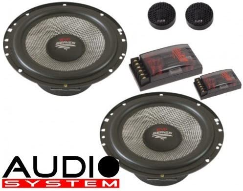 Audio System R 165 Evo Radio Series 2 Wege System 140 Elektronik
