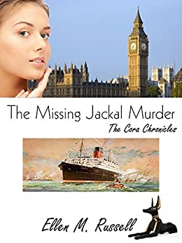 The Missing Jackal Murder (The Cora Chronicles Book 1) by [Scott,R. M.]