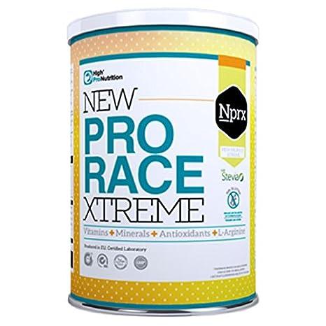 NEW PRO RACE XTREME - 700 gramos (Limón)