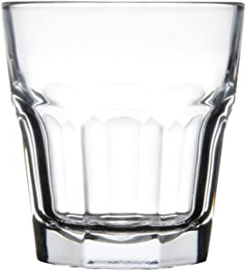 Libbey 15243 Libbey Glassware Gibraltar 12 oz. Double Rocks Glass, case of 3 dozen