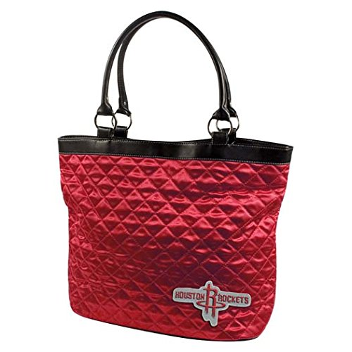 Houston Rockets Quilted Tote, Classic Red by Littlearth