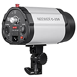 Neewer® 500W(250W x 2) 5600K Photography Studio Flash Strobe Light Lighting Kit with (2)20x28\
