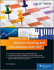 SAP Business Planning and Consolidation 11 for Classic Version