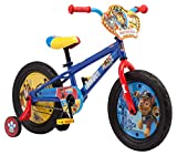 Nickelodeon Paw Patrol Boy's Bicycle With Training Wheels, 16-Inch Wheels