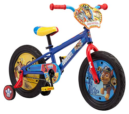 Nickelodeon Paw Patrol Bicycle