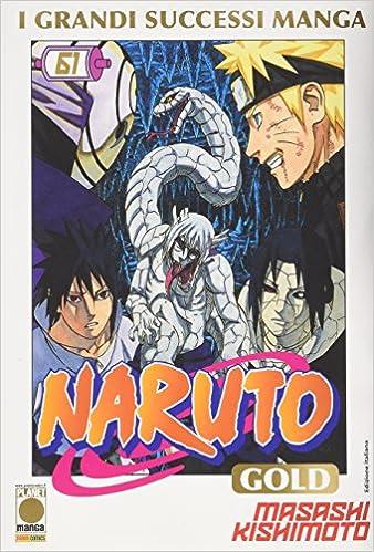 Naruto gold deluxe: 61 (Planet manga): Amazon.es: Masashi ...